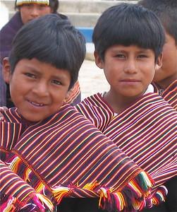 Flirt! Molle Mayu, Bolivia.