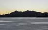 Lago Titicaca al amanecer desde la Isla del Sol, donde según la leyenda, nació el primer Inca