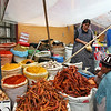 Spice market, La Paz