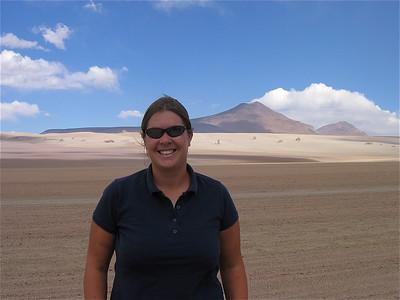 Desierto de Dali, Bolivia.