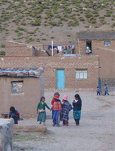 San Antonio de Lipez, Bolivia.