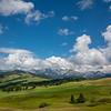 Leaving Alpe Di Siusi