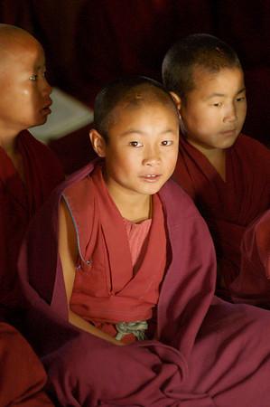 Bomdila Monastary, Tawang Province, Arunachal Pradesh, India