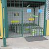 The Nitrox locker