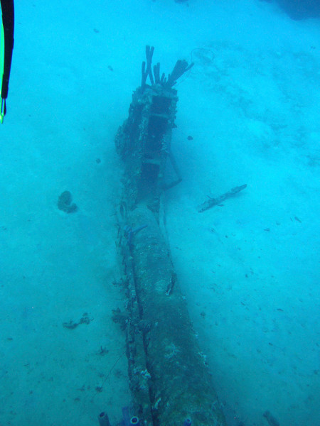 The Hilma Hooker. Authorities discovered 25,000 pounds of marijuana hidden on board in 1984, and nobody claimed it until it ultimately sank.