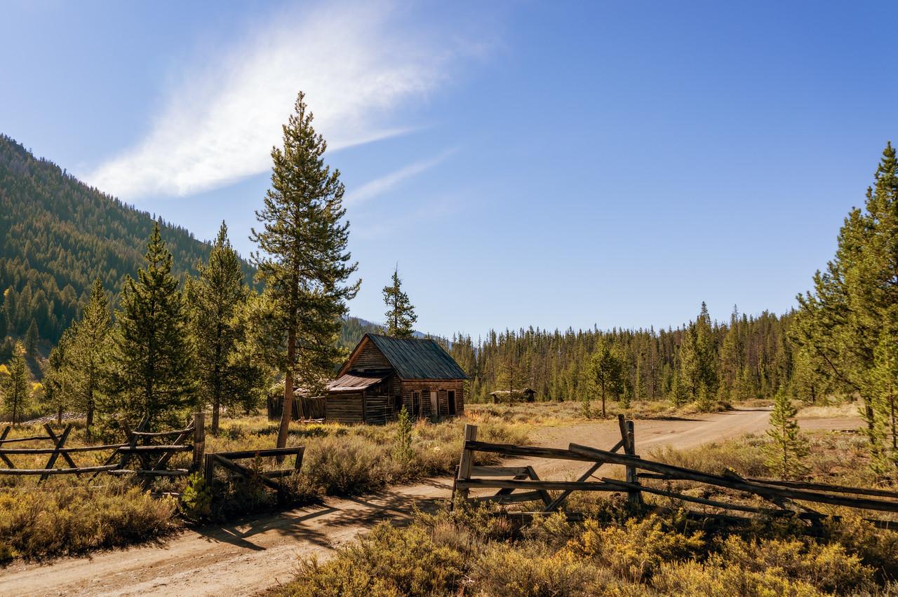 Bonanza Cabin
