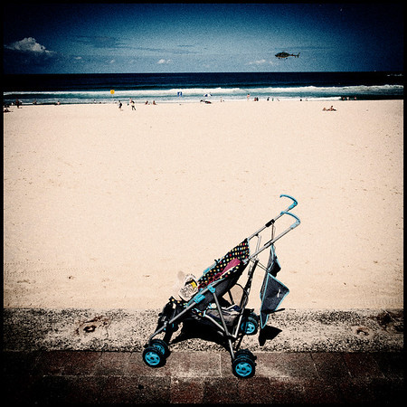 Bondi Beach Series - Holga