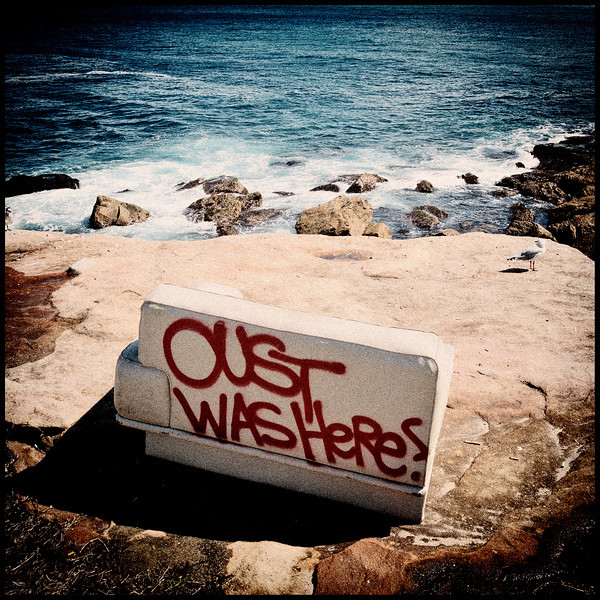 Oust Was Here