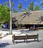 Club Med Bora Bora bar and deck