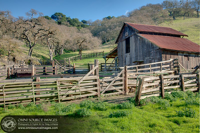 Borges Ranch Barn HDR