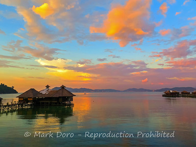 Gaya Island, Malaysian Borneo