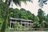 1882  Malaysia - Borneo, Sarawak Cultural Village
