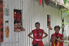 1852  Malaysia - Borneo, Sarawak Cultural Village