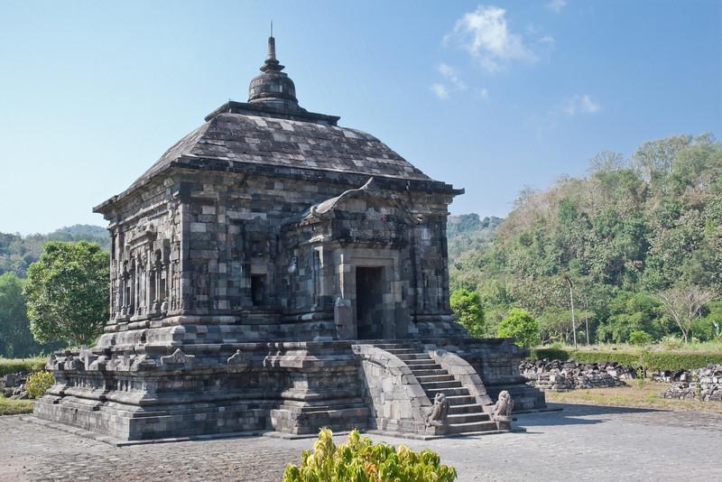 Candi Banyuniba, Prambanan