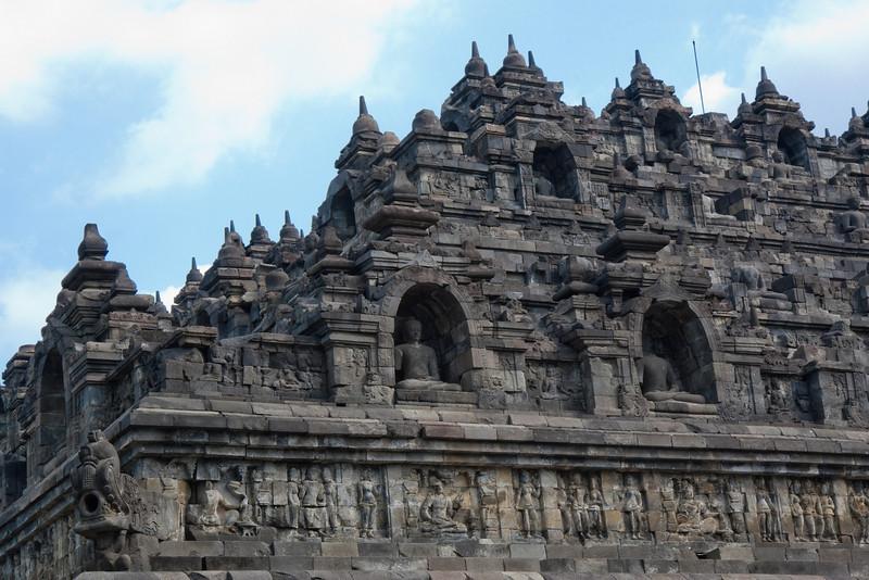 Candi Borobudur, Magelang