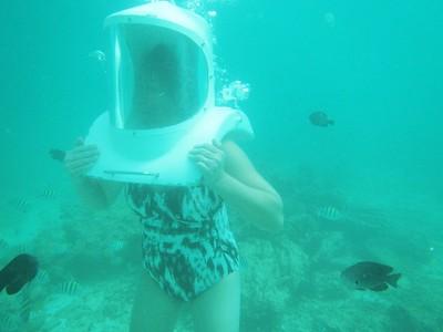 Borocay Helmet Diving 2014-12-21