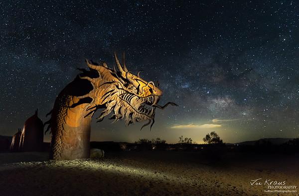 Serpent of the Night