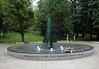 Siege memorial, Veliki park, Marsala Tita, Sarajevo, Bosnia-Hercegovina, 13 June 2014.  Serb forces besieged Sarajevo for almost four years, from 1992 to 1995.  They were heavily armed, unlike the Bosnian forces inside the city, who could not break the siege.  During the siege, 11,541 people died and 56,000 were wounded.