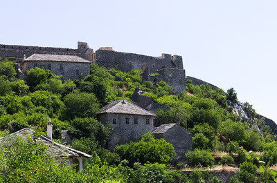 The fort of Počitelj
