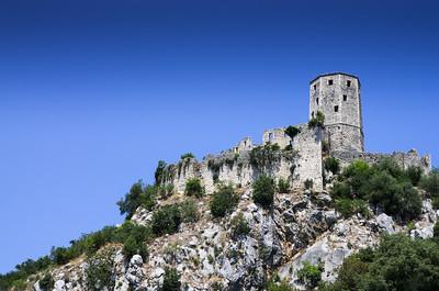 The fort of Počitelj