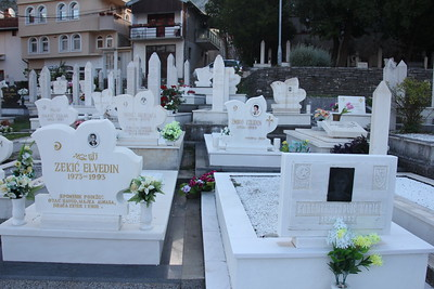 graveyard where everyone died in 1993