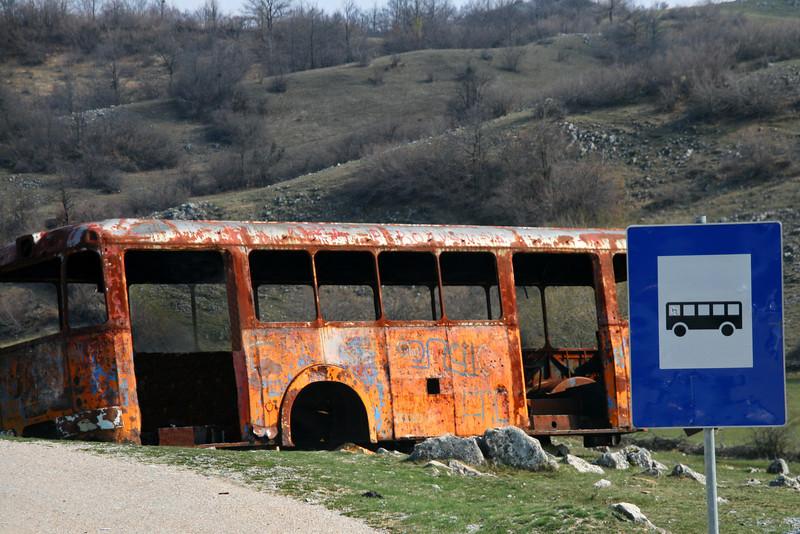 Ravaged, Bosnia