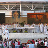 38 priests give communion