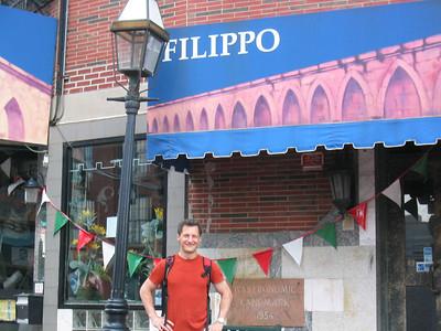 Filippo's Restaurant, Boston
