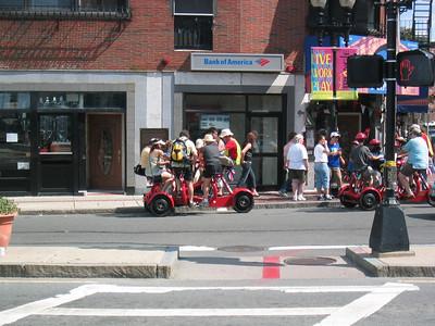 Everybody Pedals! Boston
