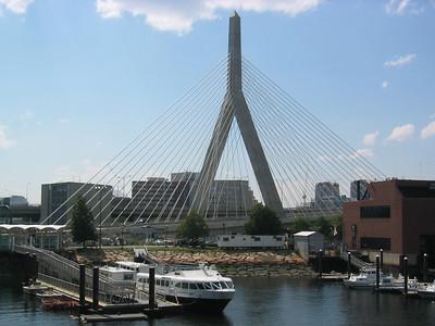Zakin Bridge, Boston