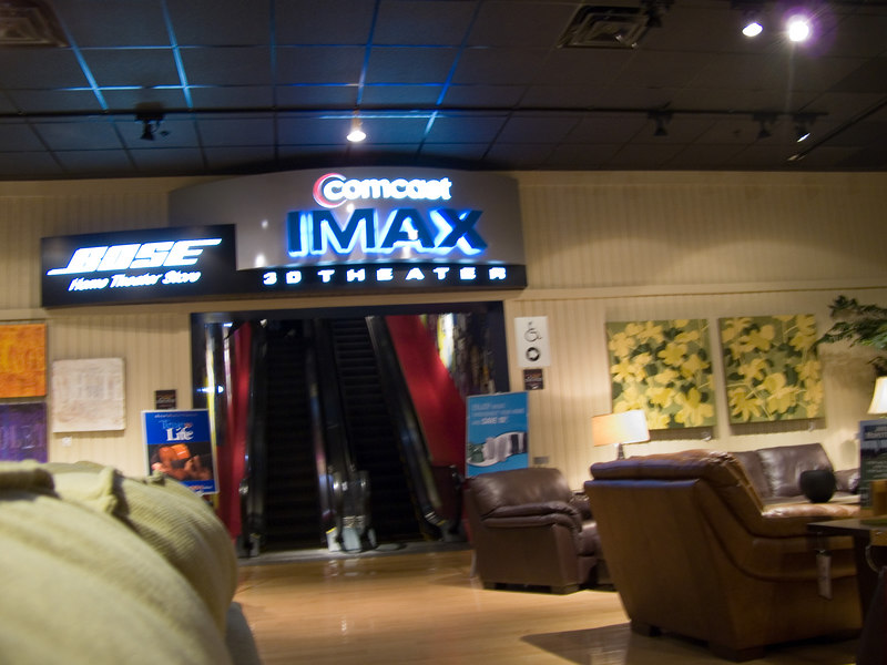 See?  I wasn't kidding!!!  ...shaky, but not kidding! (note: I was trying not to be conspicuous about my picture taking, lest they mistake me for some anti-IMAX al quaeda guy).