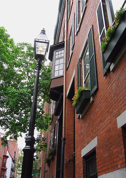 Beacon Hill Downtown Boston