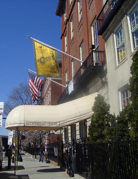 "The original ""Cheers"" on Beacon Street"