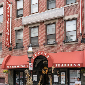 Massamino's in Boston's Historic North End