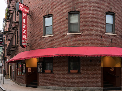 The Original Regina's Pizzaria