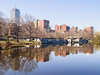 Charles River Reflection