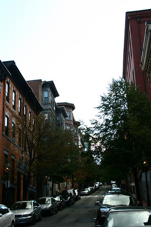 Beacon Hill, Boston Common, Faneuil Hall