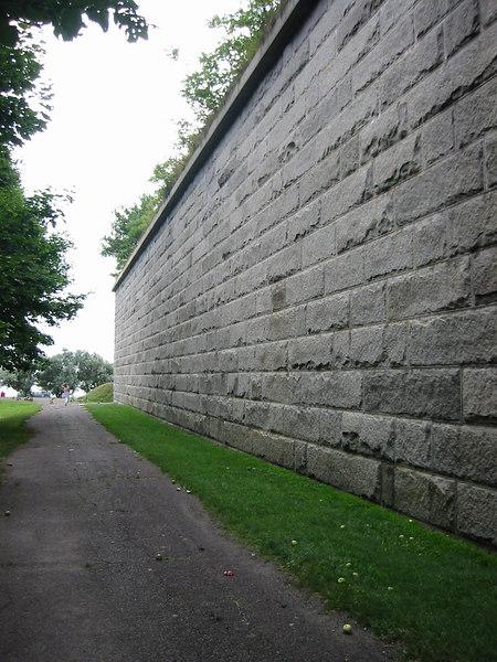 Fort Warren on George's Island
