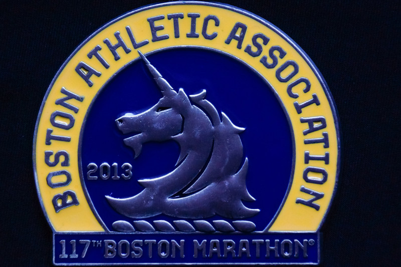 Boston Marathon 15/4-13. 3.12.19