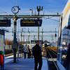 Järnvägsstationen i Halmstad