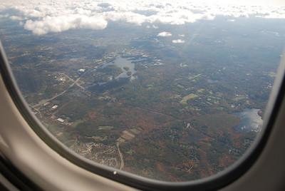 Entering New England