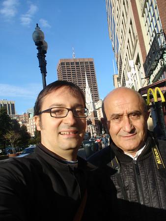 Boston, October 2008