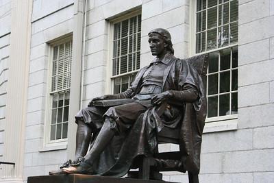 John Harvard.