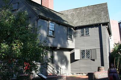 Paul Revere's home.