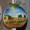O Holy Night medium salsa dip