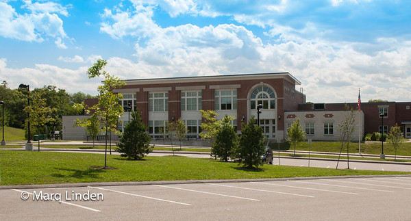 This is where Milton High School used to be it is now torn down and has been rebuuilt as Pierce Middle School