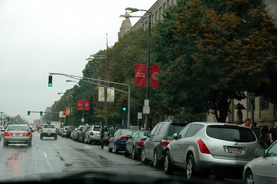 Boston University Parents Weekend 2007