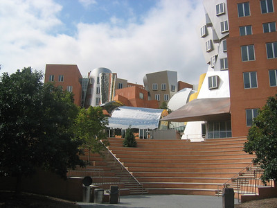 Stata Center  M I T