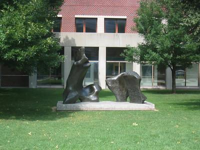 Modern Sculptures  M I T