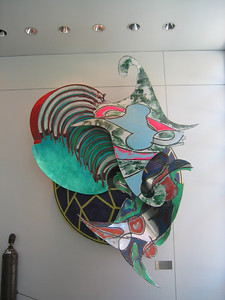 Heads or Tails by Frank Stella  M I T